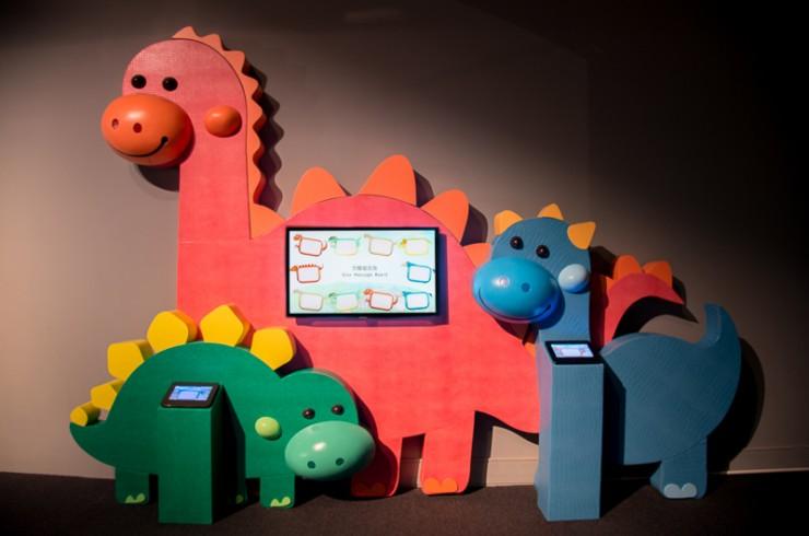 Dino Message Board_01