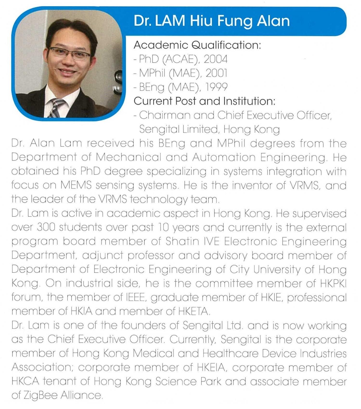 Outstanding Alumni_Alan