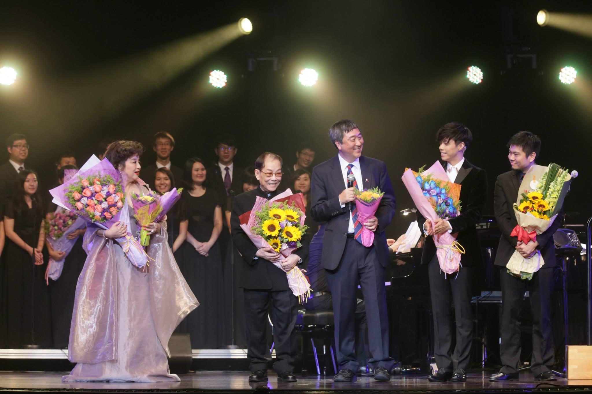 CUHK Chorus Fundraising Concert 2014_06