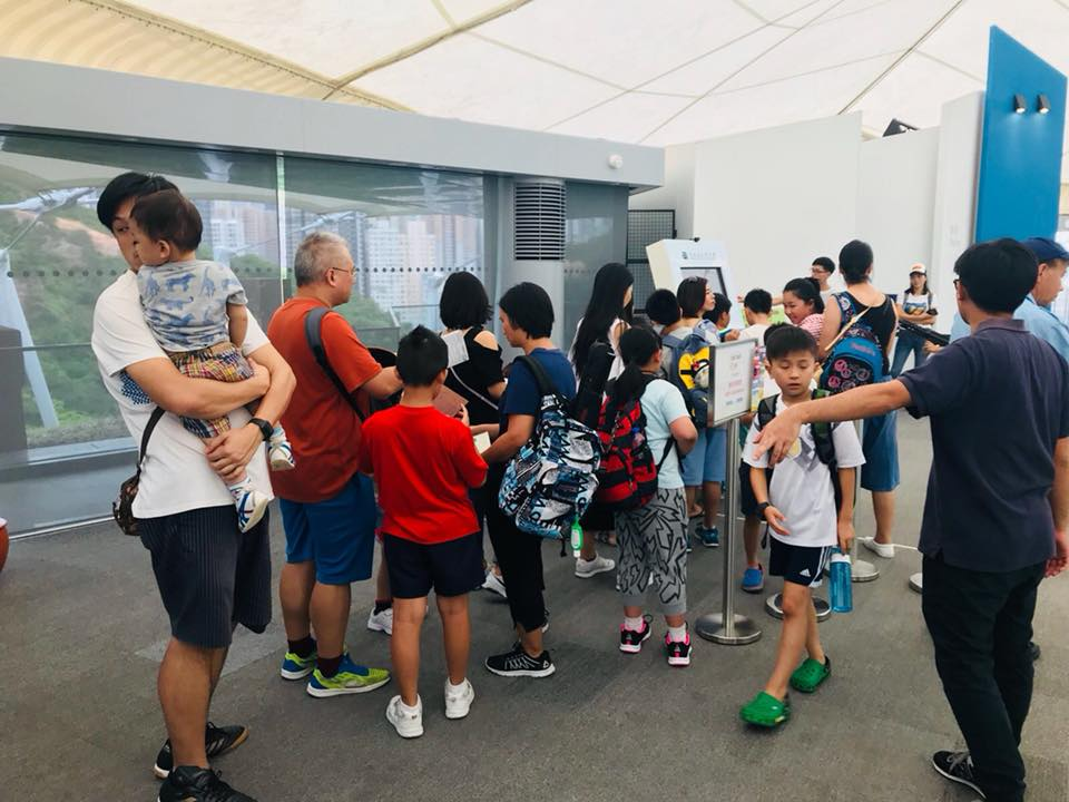 Hong Kong Museum of Coastal Defence Fun Day